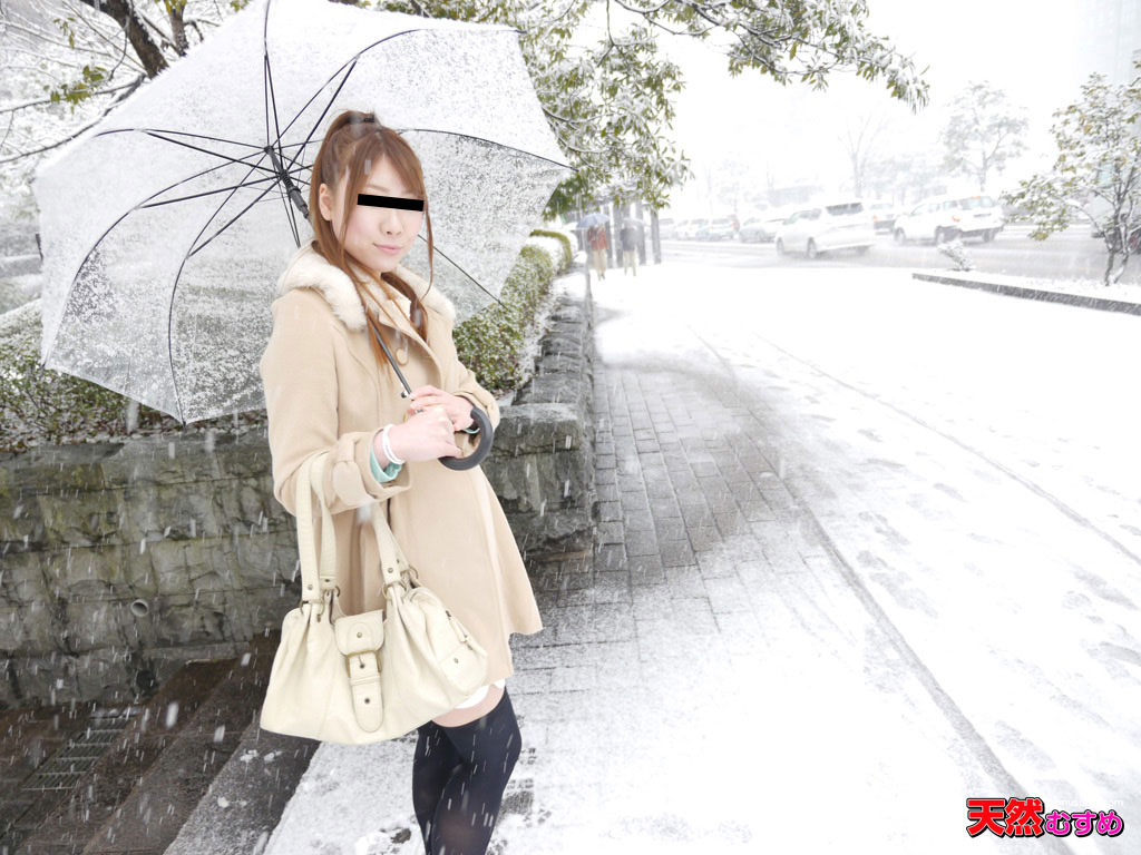 すっぴん素人 川上梨江のサンプル画像